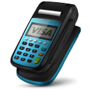 Pos Machine Visa Icon icon