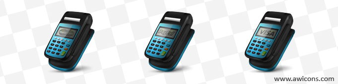 Pos Machine Icons