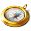 Compass Icon 64px png