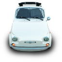 Fiat500 Archigraphs Icon icon