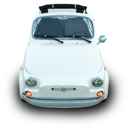 Fiat500 Archigraphs Icon 256px png