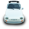 Fiat500 Archigraphs Icon 96px png