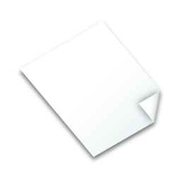 File Icon 256px png