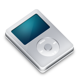 iPod Icon 256px png