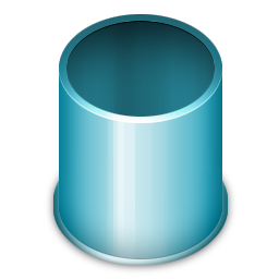 Trash Empty Icon 256px png