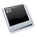 Dos Icon 128px png