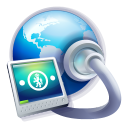 Network Connection 2 Icon icon