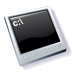 Dos Icon 256px png