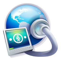 Network Connection 2 Icon 256px png