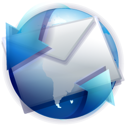 Outlook Express Icon 256px png