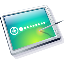 Tablet Cool Icon 256px png