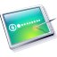 Tablet Cool Icon 64px png