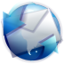 Outlook Express Icon 72px png