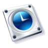 Clock Icon 96px png