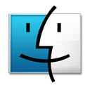 Finder Icon 128px png