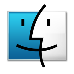 Finder Icon 256px png