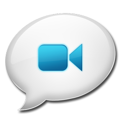 iChat Icon 256px png