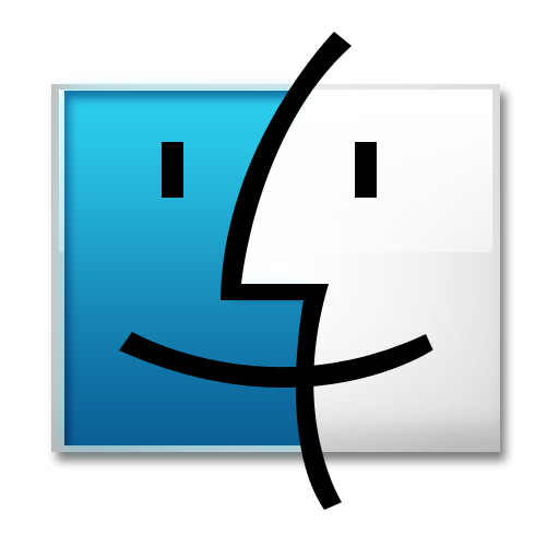 Finder Icon 512px png