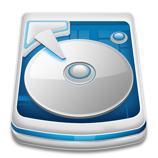 Hard Drive Icon 512px png