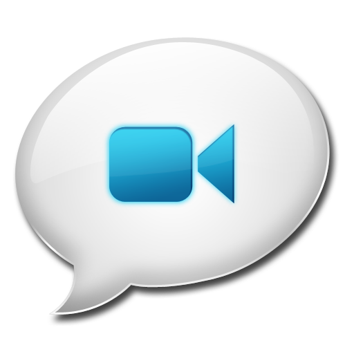 iChat Icon 512px png