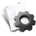 Configuration Settings Icon icon
