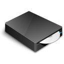 DVD-Drive Icon 128px png
