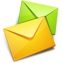 E-mail Icon 128px png