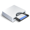 Floppy Drive 3 Icon 128px png