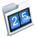 Scheduled Tasks Icon 128px png