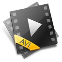 AVI File Icon 128px png