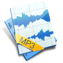 MP3 File Icon icon