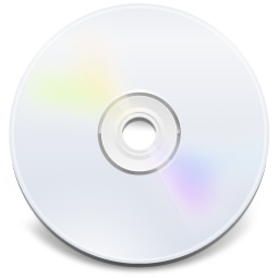 Audio CD Icon 256px png