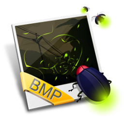 BMP Image Icon 256px png