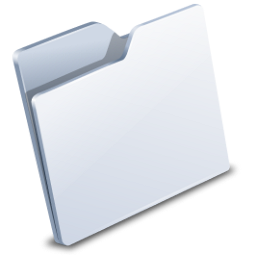 Closed Folder Icon 256px png