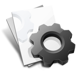 Configuration Settings Icon 256px png