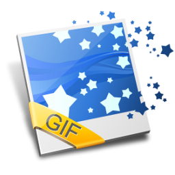 GIF Image Icon 256px png