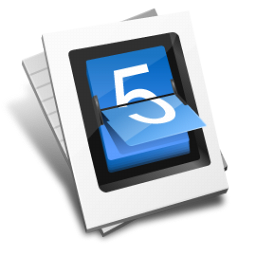 My Recent Documents Icon 256px png