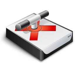 Network Drive Offline Icon 256px png