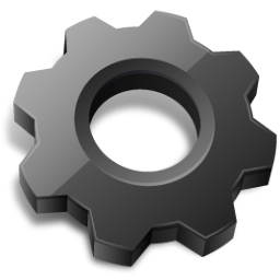 Settings Icon 256px png
