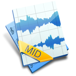 MID File Icon 256px png