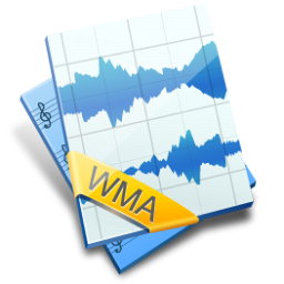 WMA File Icon 256px png