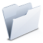 Open Folder Icon 64px png