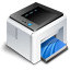 Printers & Faxes Icon 64px png