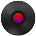 Audio CD Icon icon