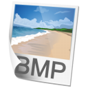BMP Image Icon 128px png