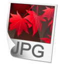 JPEG Image Icon 128px png
