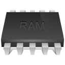 RAM Drive Icon 128px png