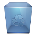 Recycle Bin Empty Icon icon