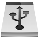 Removable Drive Icon 128px png