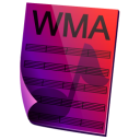 WMA Sound Icon 128px png
